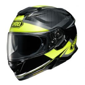 Shoei GT Air 2 Affair TC-3 Black Fluo Helmet